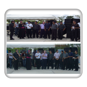 seminaristas Diocesis de Ciudad Guayana